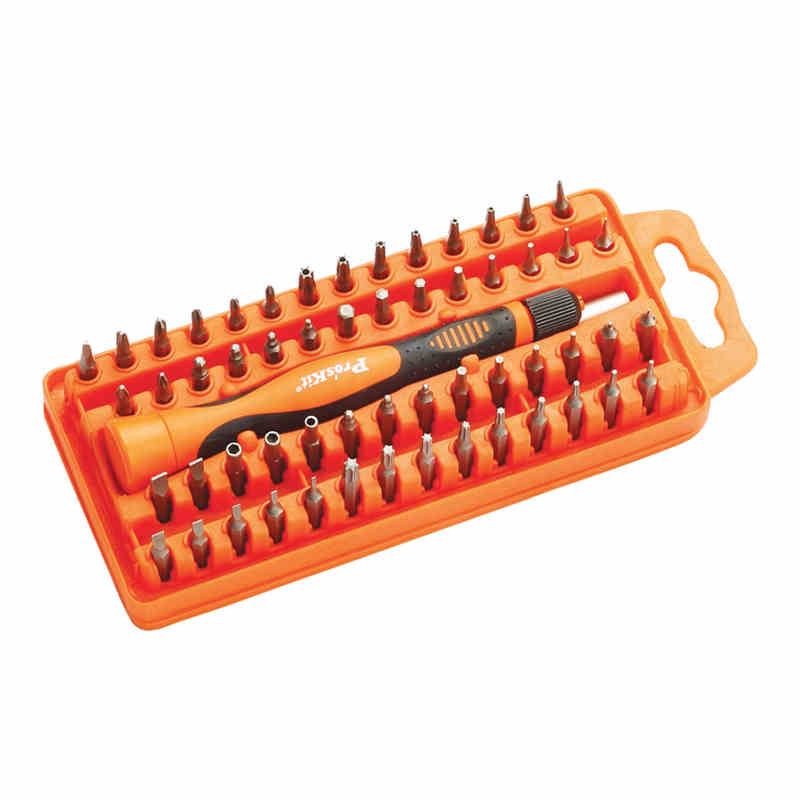 High Quality SD-9808N 58pcs 58-in-1 Precision Screwdriver Set Screw Driver Bits Kit Torx Hex Hand Tool цена