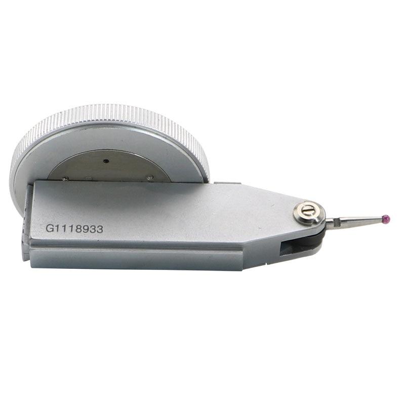 Gauge Measure Indicator  Mm Tool Dial Gauge Dial Test 0  Indicator Indicator Dial Test Gauge Shockproof Shahe 002