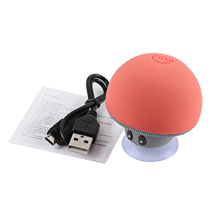 Image 2 - Mini altoparlante Bluetooth impermeabile fungo musica Wireless HiFi Stereo Subwoofer vivavoce per telefono Android IOS