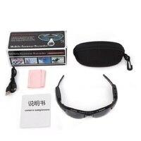 Lightdow мини солнцезащитные очки цифровой видеорегистратор очки камера мини видеокамера солнцезащитные очки DVR 5