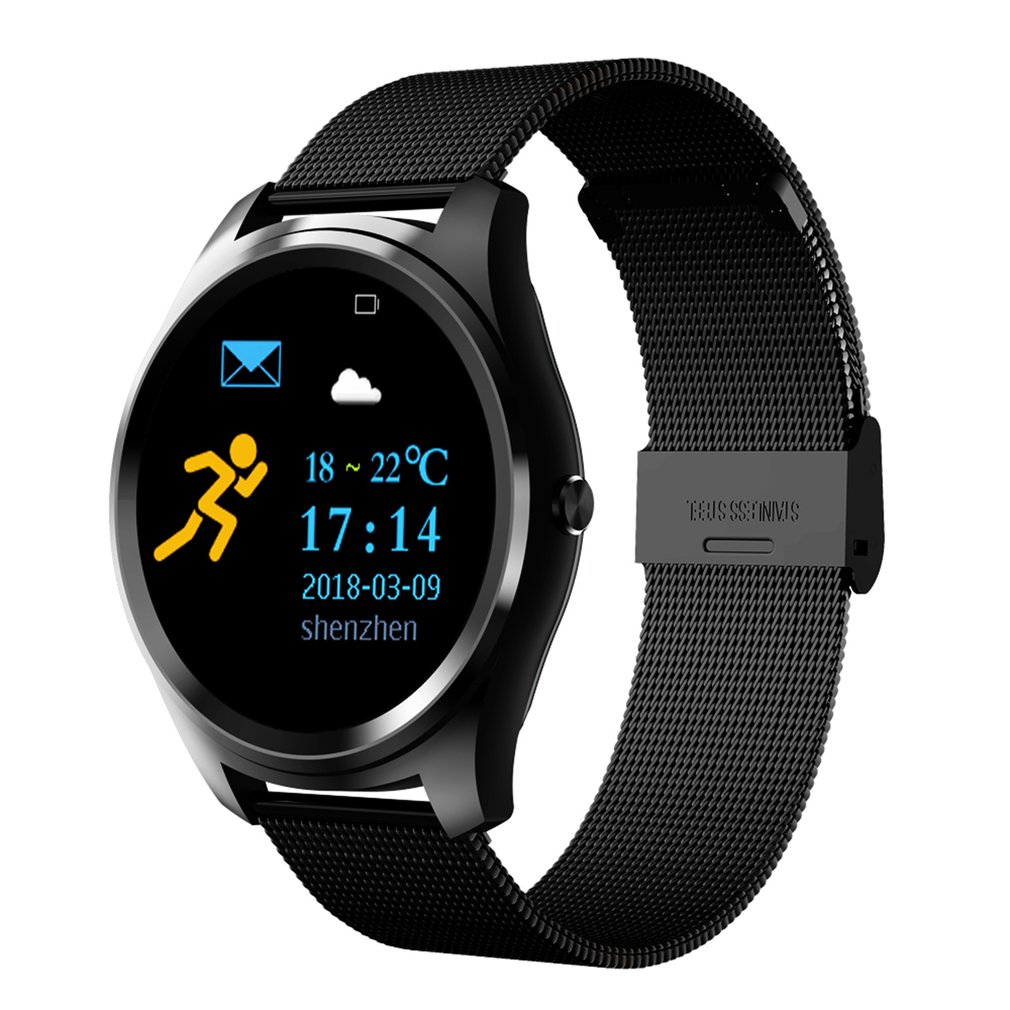 все цены на Z4/X8 Steel Band Smart Watch Heart Rate Monitor Bluetooth Call Waterproof Fitness Pedometer Sports Business Wrist Watch онлайн