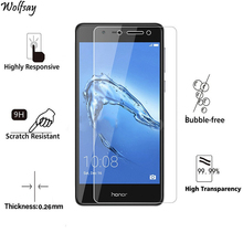 2pcs For Tempered Glass Huawei Honor 6C Screen Protector For Huawei
