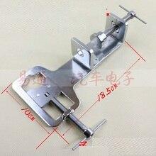 GOSO слесарные инструменты Регулируемый сплит-зажим Регулируемый мягкий чехол тип ключ практика замок тиски зажим
