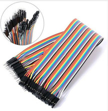 Dupont line 40PCS 30CM Row Male to Female Dupont Cable For arduino