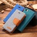 I5 SE Estilo Flip Book Pele Pano Caixa de Proteção Completa Para o iphone 5S SE 5 5G Slot Para Cartão Carteira Capa Coldre De Couro Para o iphone 5S