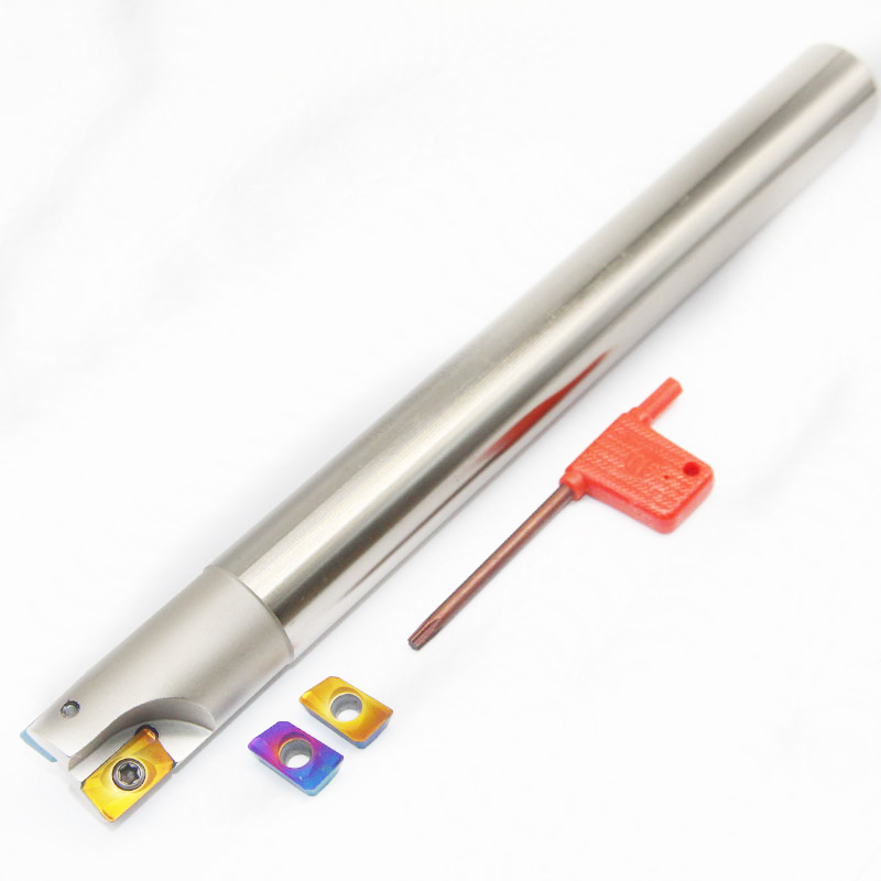 BAP300R C15.6toC16 Milling Holder For APMT1135 Cutting Shoulder Right Angle Precision Milling Cutter End Mill Shank Turning Tool