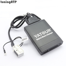 YATOUR Digital Music Changer AUX SD USB MP3 Interface for Audi Concert II+ Chorus II+ Symphony II+ RNS-E