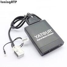 YATOUR Digital Music Changer AUX SD USB MP3 Interface for Audi Concert II+ Chorus II+ Symphony II+ RNS-E