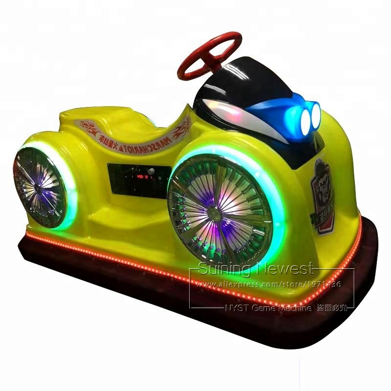 NYST Exciting Moto Rides Battery Operated Amusement Park Children's Motorbike