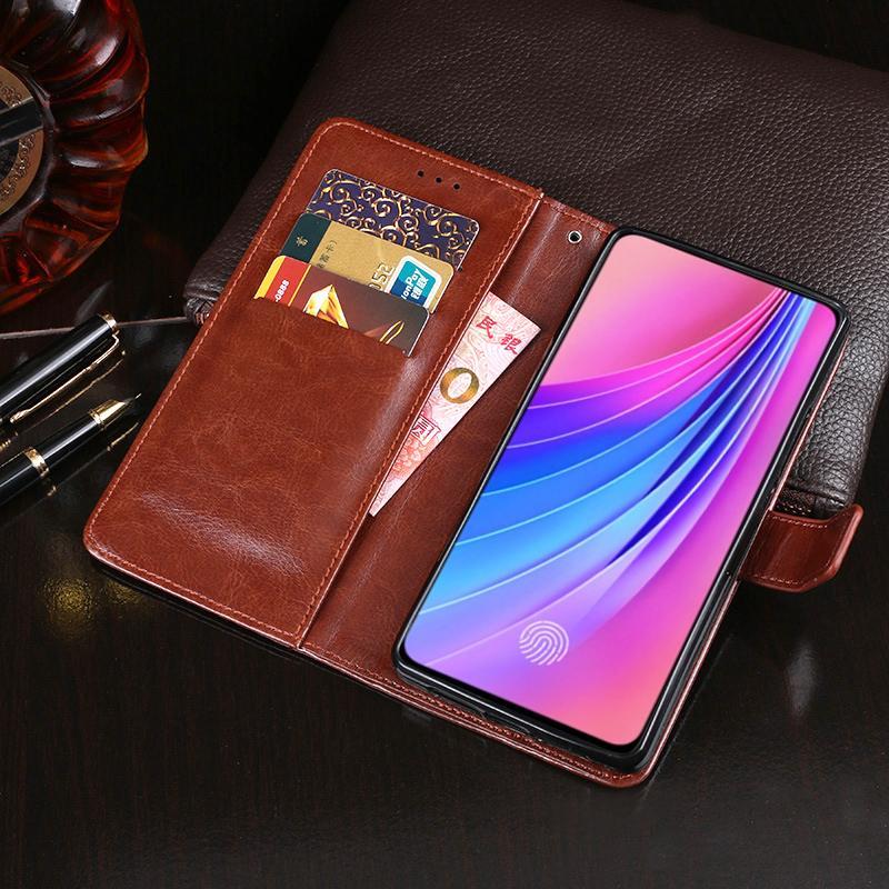 For Vivo V15 Pro Case Flip Wallet Business Leather Coque Phone Case for Vivo V15 Pro Cover Capa Accessories in Wallet Cases from Cellphones Telecommunications
