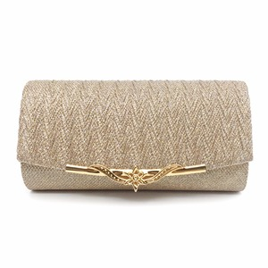 Fashion Women Evening Bag Bran