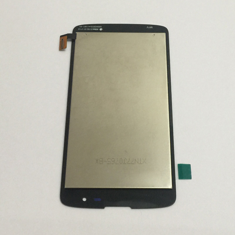 Black/White For LG K8 LTE K350N K350E K350DS Full LCD Display Panel Module + Touch Screen Digitizer Sensor Assembly