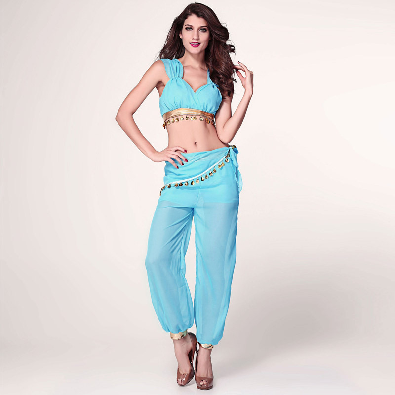 princess jasmine costume adults women Aladdinu0027s genie costumes cosplay halloween costumes for women Belly dance clothing on Aliexpress.com | Alibaba Group  sc 1 st  AliExpress.com & princess jasmine costume adults women Aladdinu0027s genie costumes ...