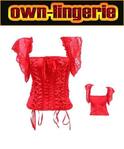 angel wear underwear costume corset underwear pure white shoulder girdle bustier corset