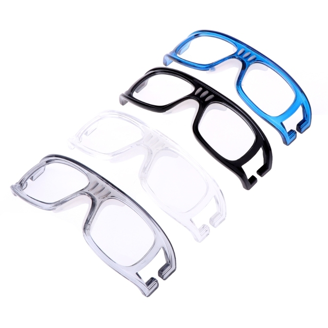 ca2342e18cf Sport Eyewear Protective Goggles Glasses Safe Basketball Soccer Football  Cycling L15