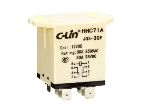 Подробнее о JQX-30F 2Z AC 220V Coil 30A 250V AC Power Relay 8 Pin DPDT HHC71A and free shipping. free shipping ac 220v coil electromagnetic relay 8 pins dpdt 2 no 2 nc jqx 10f 2z