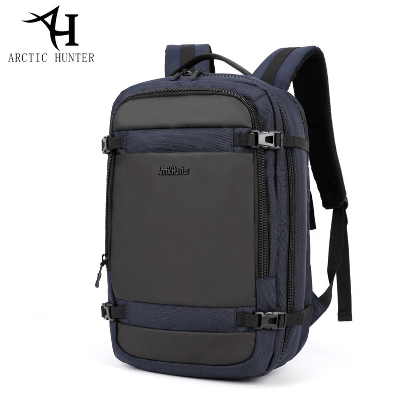 Arctic Hunter Brand casual Oxford Men Backpack school bag Large Capacity 15.5 inch laptop notebook backpacks mochila male 2017 xqxa brand 15 6 inch laptop bag backpack men large capacity oxford compact men s 17inch backpacks unisex women bagpack