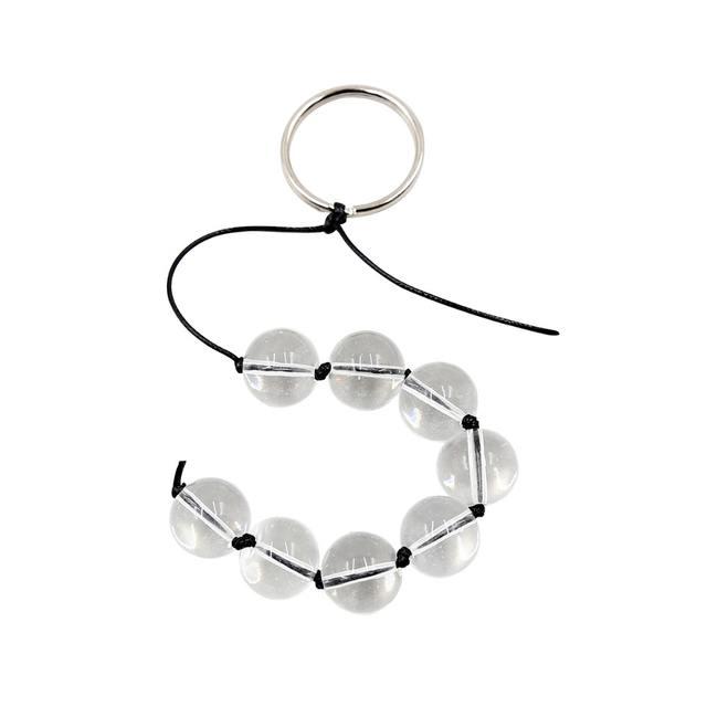 15-18mm Glass Anal Beads