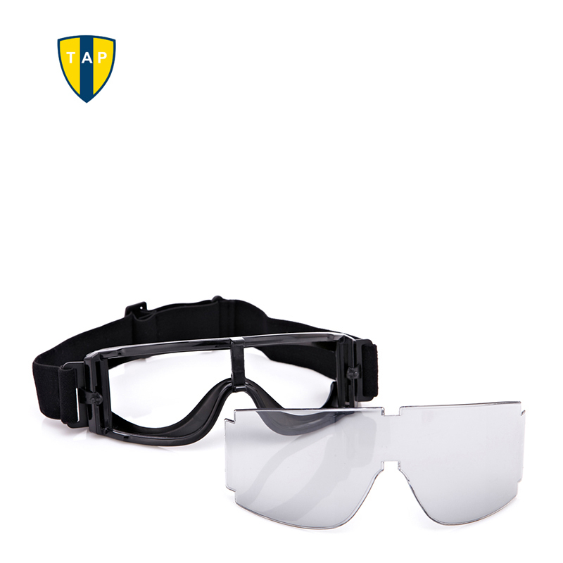 X800 Military Airsoft Tactical Goggles Sunglasses Glasses Army Paintball Goggle