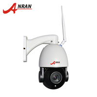 ANRAN PTZ IP Камера 20X зум HD открытый Водонепроницаемый безопасности Скорость купол Камера с 16 ГБ SD карты видео Камеры скрытого видеонаблюдения