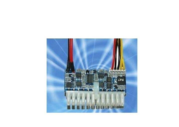 все цены на Freeshipping DC - ATX -160 w power into DC - ATX power supply module онлайн