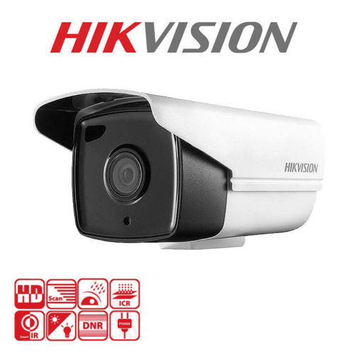 Hikvision Turbo HD Camera DS-2CE16C0T-IT3 HD720P EXIR Outside Bullet Camera Smart IR waterproof hikvision ds 2ce16c0t ir 3 6mm original bullet camera outdoor analog camera ir tvi 720p 1mp