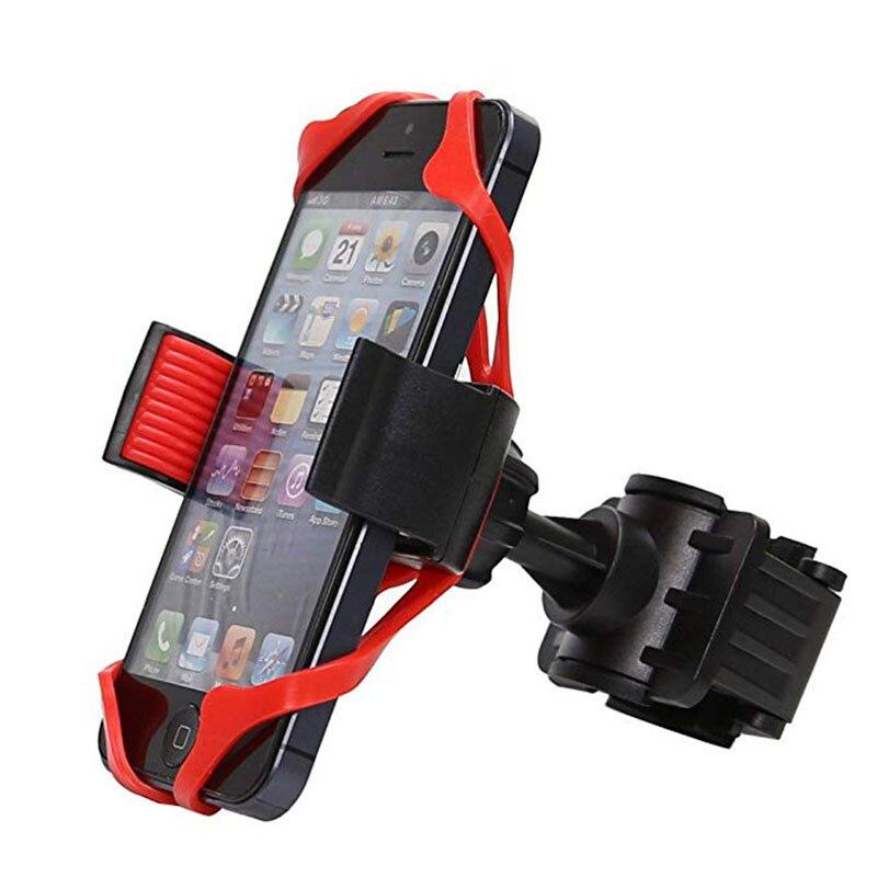 Bike Bicycle Phone Holder Mount Holder Handlebar Extender Holder for iPhone Samsung Huawei Cellphone GPS