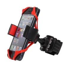 цена на Bike Bicycle Phone Holder Mount Holder Handlebar Extender Holder for iPhone Samsung Huawei Cellphone GPS