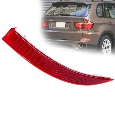 -ORIGINALE BMW X5 E70 LCI 63147240997 Catarifrangente sinistro paraurti post
