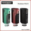 Original Wismec Reuleaux RX2/3 TC 150 W/200 W Caixa Mod Firmware Atualizável Reuleaux RX2 3 TC RX23 Mod VS RX200S