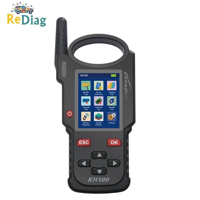 Lonsdor KH100 Hand-Held Remote/Smart Key Programmer