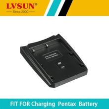 Plate-Case-Holder Batteries-Charger LVSUN D-Li50 Adapter Rechargeable-Battery No Camera