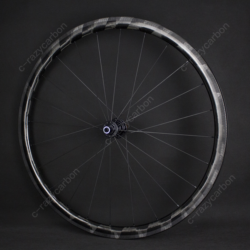 2019 Lightweight X Wheels 30 50mm Clincher Tubular Wheels R36 Bitex hubs Road Bicycle with Pillar