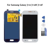 100% Tested Working LCD Display+Touch Screen Assembly For Samsung Galaxy J1 Ace J110 SM J110F J110H J110FM