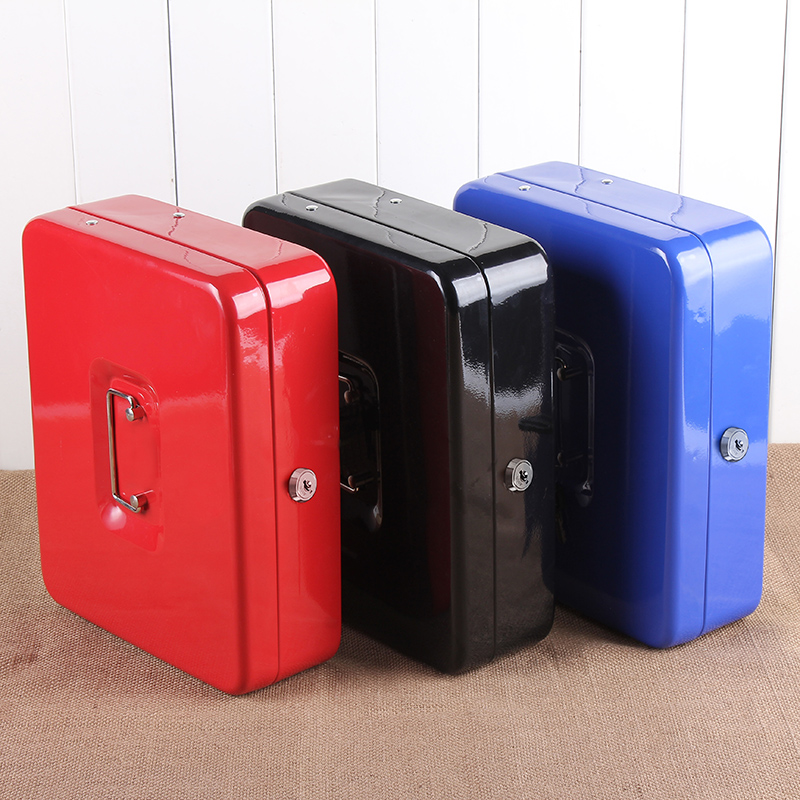 1PC Steel Simulation Secret Book Safe Money Box Case Money Jewelry Storage Box Security Password Lock