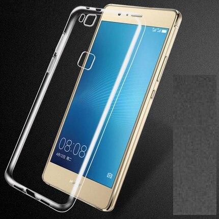Силиконовый чехол для Huawei P9 P8 2017 P10 P10 p20 lite plus pro Honor 6C 6X8 9 6A 7X P умный прозрачный чехол накладка из мягкого ТПУ|Специальные чехлы|   | АлиЭкспресс