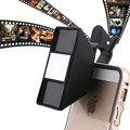 Visión Estéreo 3D externa Mini Fotografía Lente de la Cámara para Samsung para htc para huawei smartphone universal lente para iphone 6 6 S