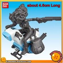 """Dragon Ball"" Original BANDAI Tamashii Nations Mecha Collection Vol.3 Assembly Figure – Lunch's 1-wheel Motorcycle Plastic Model"