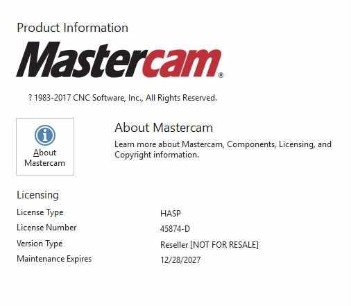 cnc design software mastercam 2018 CRACK version