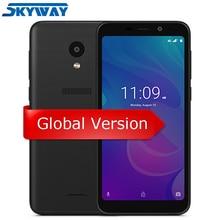 Meizu C9, 4G LTE, 2 ГБ, 16 ГБ, 5,45 дюймов, 1440x720 p, ips экран, четырехъядерный процессор, МП камера, две sim-карты, мобильный телефон