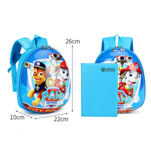 Image 5 - Paw Patrol dog Big Capacity Backpack Anti lost Easy to clean Rope Travel Essential Harmless Cartoon Children Action Figures Gift