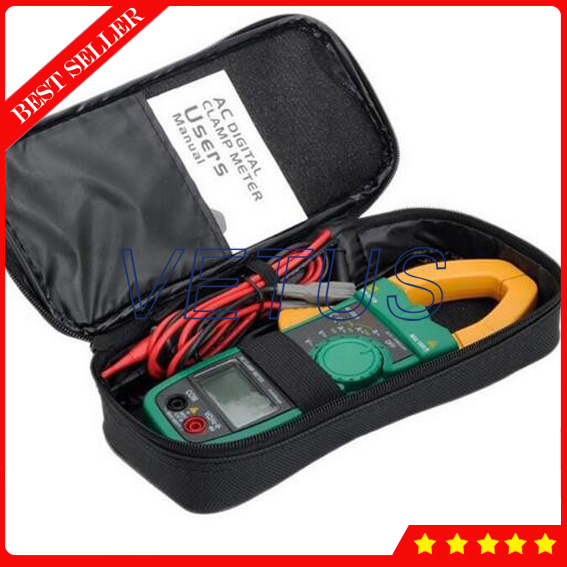 MASTECH MS2026 Auto Range Digital AC Current Clamp Meter Price with Capacitance Frequency Tester auto range handheld 3 3 4 digital multimeter mastech ms8239c ac dc voltage current capacitance frequency temperature tester