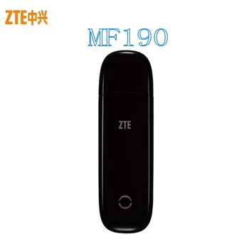 Desbloquear 7,2 Mbps ZTE MF190 HSDPA módem USB 3G y 3G Dongles USB