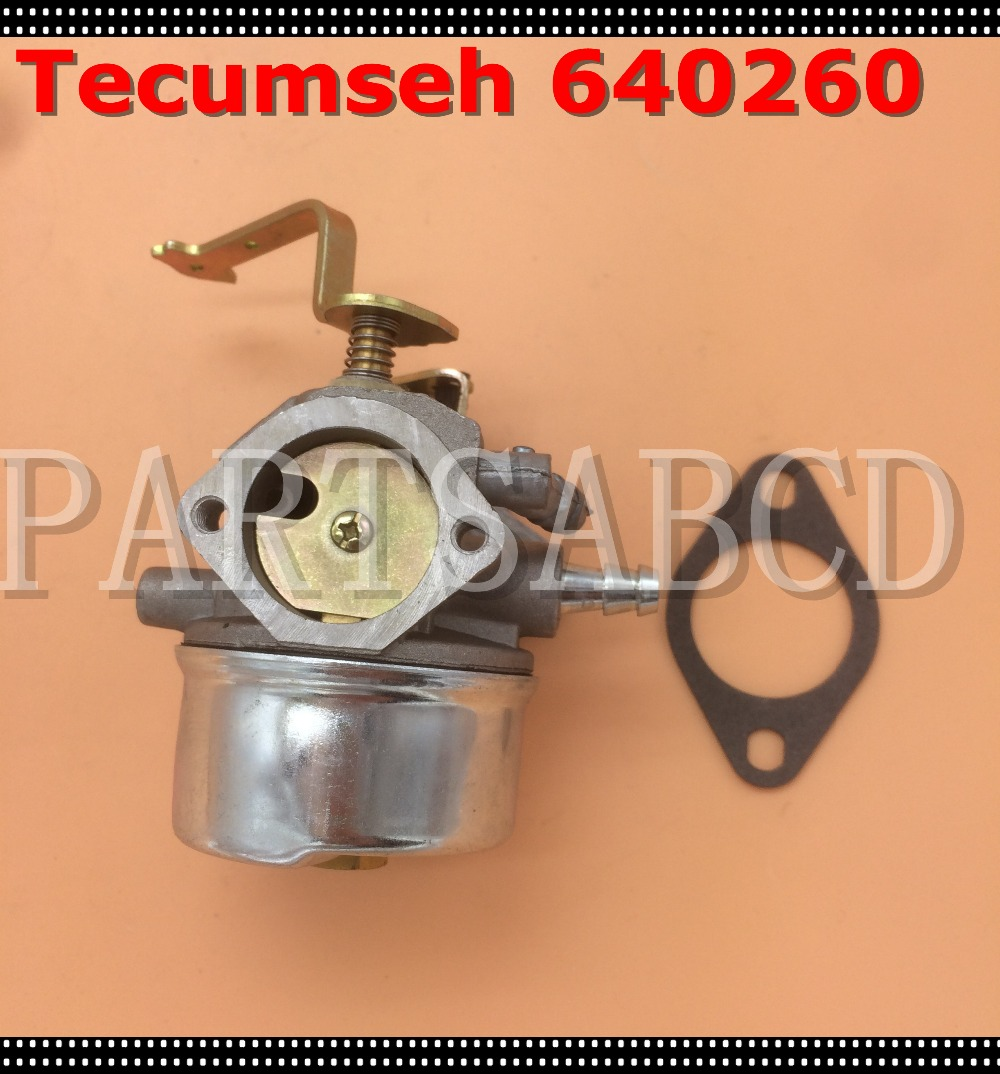 Tecumseh Carburetor 640260 Hm80 Hm90 Hm100 In Atv Parts Fuel Filter For Accessories From Automobiles Motorcycles On Alibaba Group