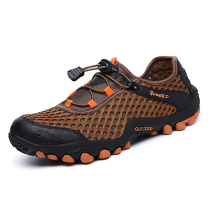Image 2 - Nouveaux hommes en plein air chaussures de randonnée chaussures de montagne chaussure de Trekking