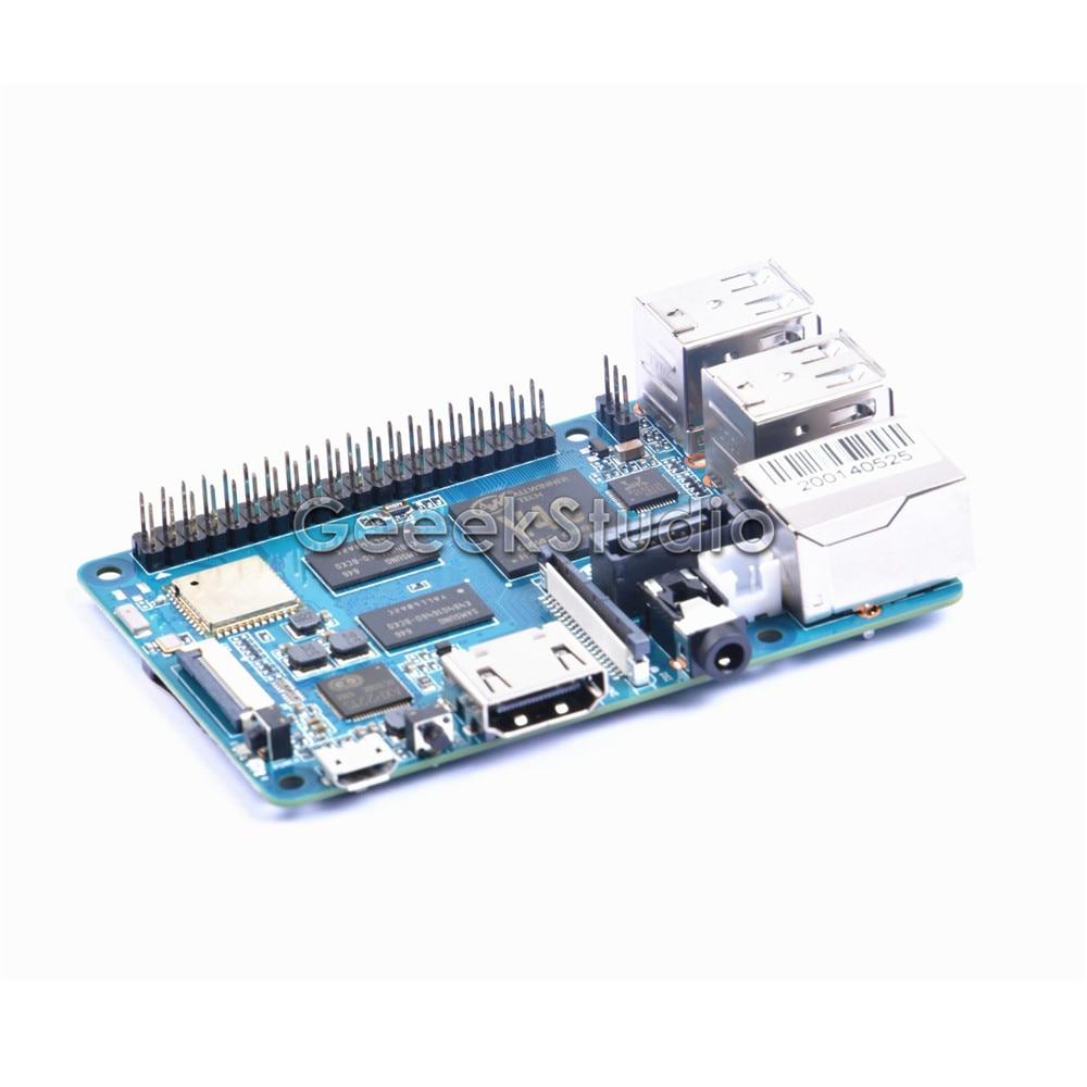 New! Banana Pi M2 BPI-M2 Berry Quad Core Cortex A7 CPU 1G DDR Demo Single Board