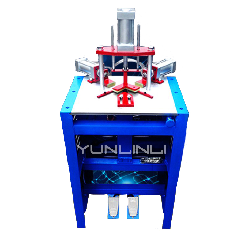 Photo Frame Cutting Machine Upgraded  Picture Frame Machine 45 degree Screw Angle Cutting Machine For Decorative Painting Machine Centre     - title=