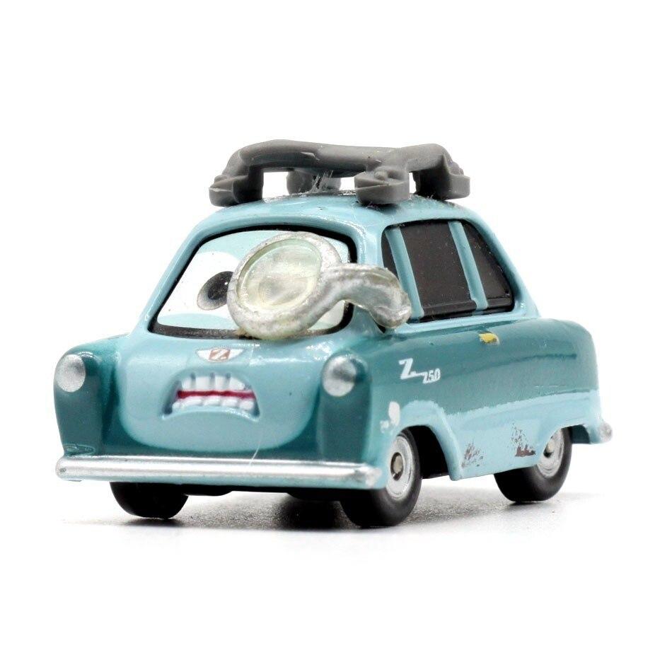 39 стиль Молнии Маккуин Pixar Тачки 2 3 металлические Литые под давлением тачки Дисней 1:55 автомобиль металлическая коллекция детские игрушки для детей подарок для мальчика - Цвет: 11