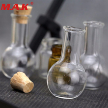 1/6 scale transparent breaking bad tools chemical experiment glass flask collections for 12