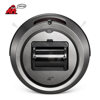 PUPPYOO Robotic Vacuum Cleaner Intelligent Multifunctional Collector Self Charge and High Suction Power Side Brushes WP615 robot vacuum robot vacuum cleaner vacuum cleaner -
